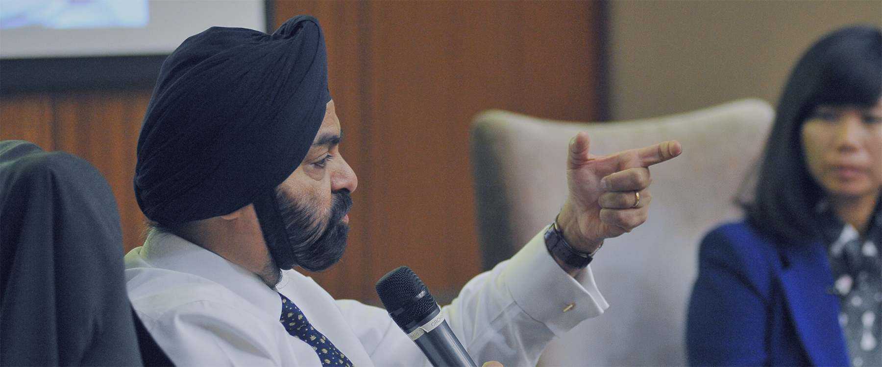 Leadership Reflections of Ajay Banga, CEO, MasterCard