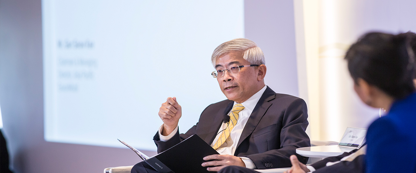 Q&A with Mr  Gan Seow Kee From ExxonMobil Asia Pacific | HCLI
