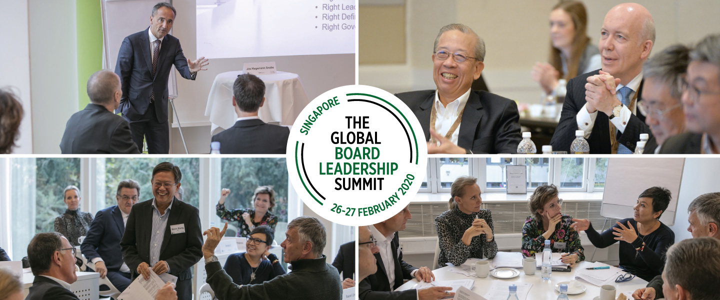 Global Board Leadership Summit