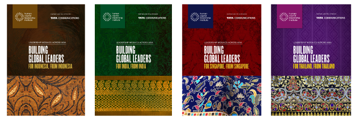 Leadership mosaics report covers