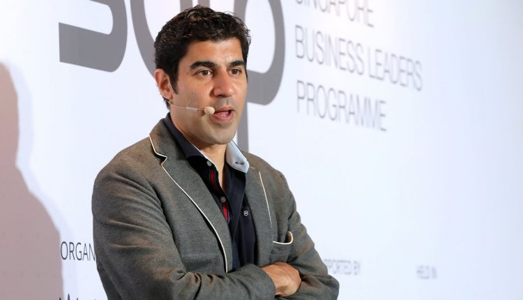 Embedded thumbnail for Dr Parag Khanna on What We Can Learn from Asian Leadership Right Now