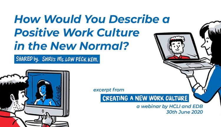 Embedded thumbnail for Low Peck Kem On A New Culture of Work