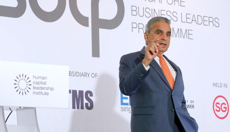 Embedded thumbnail for Prof Mahbubani on Leadership Attributes Underestimated by Global Business Leaders
