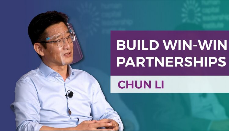 Embedded thumbnail for Chun Li on Building a Win-Win Relationship with Your Partners In An Ecosystem