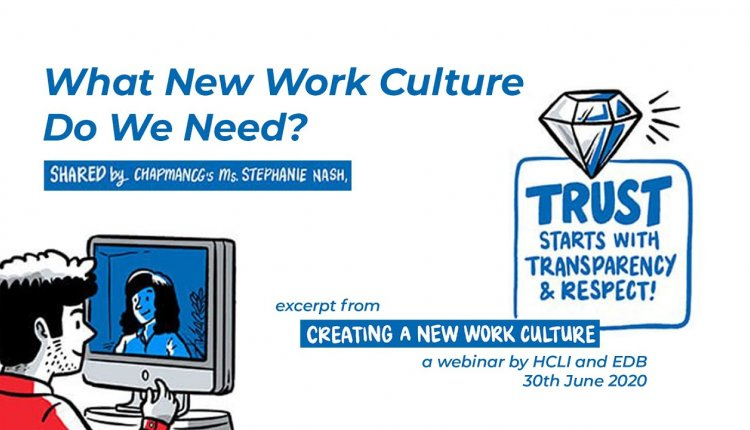 Embedded thumbnail for Stephanie Nash On the Need for Flexibility and a Culture Anchored in Trust