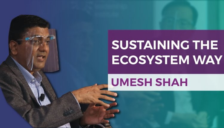 Embedded thumbnail for Umesh Shah Shares 3 Tips for Sustaining Partnerships in An Ecosystem