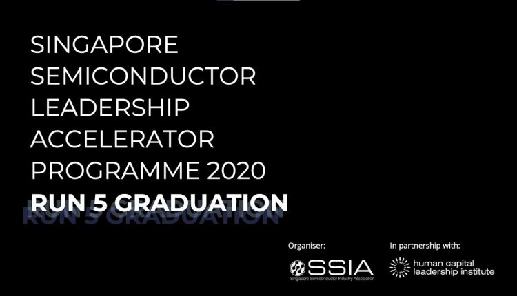 Embedded thumbnail for Singapore Semiconductor Leadership Accelerator Programme (2020)